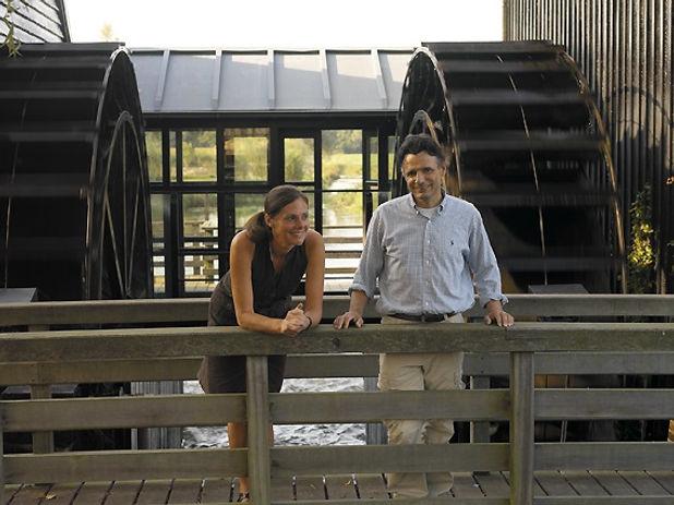 Martin Hermans en Marjo van de Sande