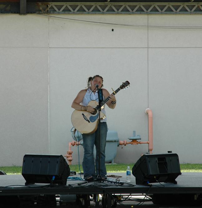 Stacy Koviak at Cam Fest