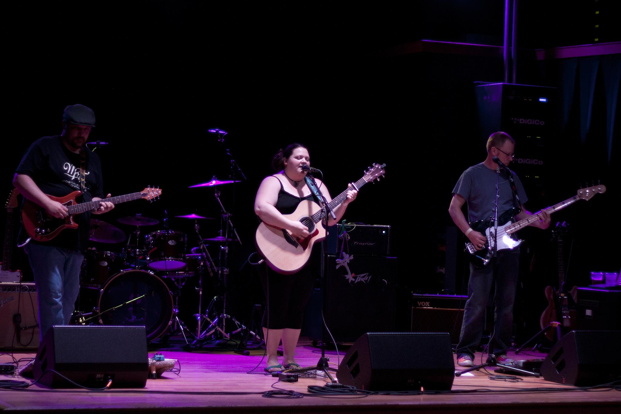 Stacy Koviak at Bell's Brewery
