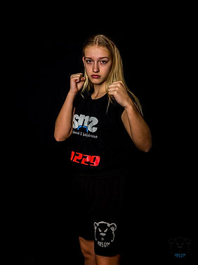 Rene Opstals Photography Ser's Gym fight