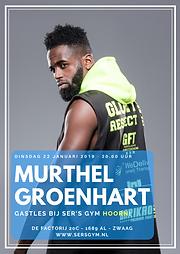 Murthel Groenhart gastles SG.png