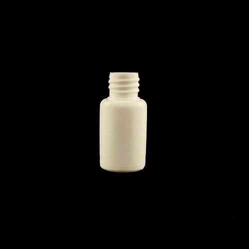 15ml HDPE Round Bottle 18/415