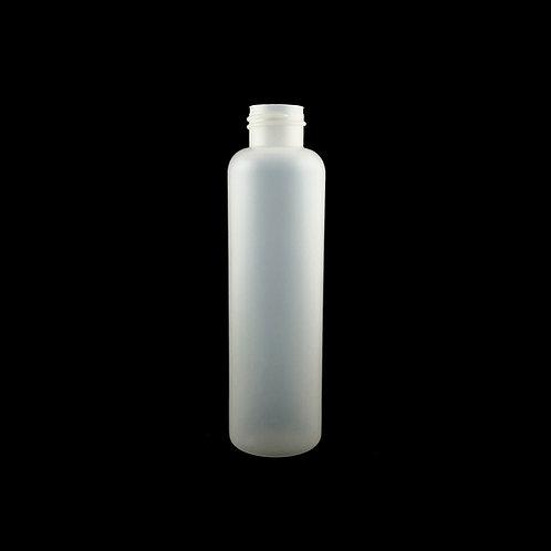 125ml HDPE Boston Tall 24/410 Bottle