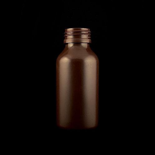 100ml HDPE Round Bottle