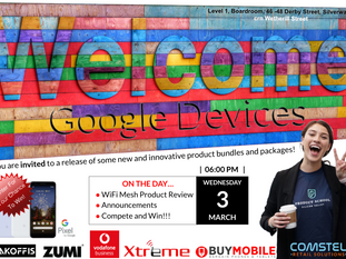 Welcome Google Devices or Does Google Welcome with Devices?