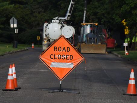Moving Past the Roadblocks