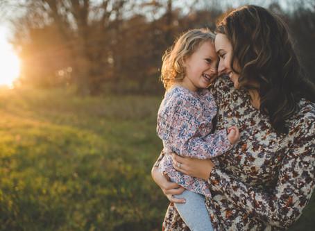 A Joyful Mother