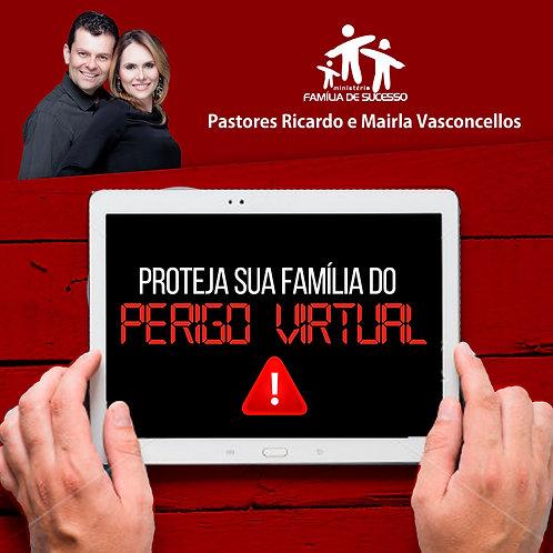 DVD - Proteja sua família do perigo virtual