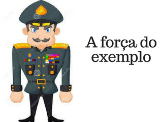 14 de Novembro Março- A força do exemplo