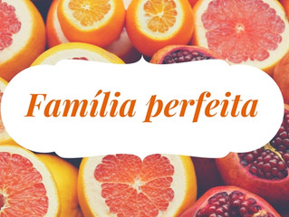 8 de Dezembro - Família perfeita