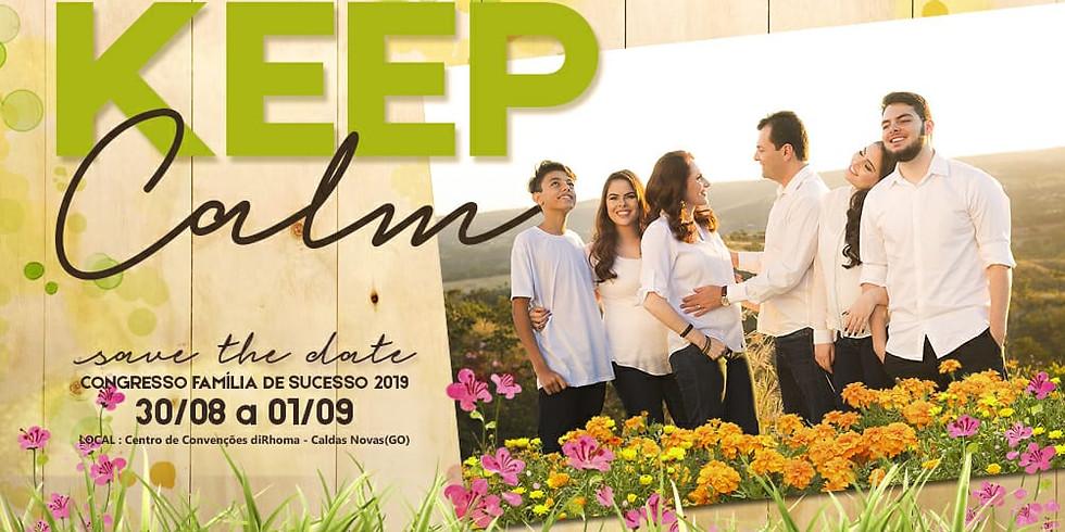 CONGRESSO FAMILIA DE SUCESSO 2019 - JOVEM