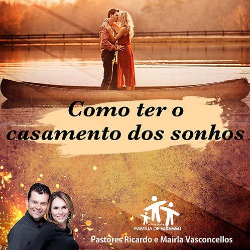 CD - COMO TER O CASAMENTO DOS MEUS SONHOS