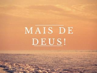 5 de Novembro - Mais de Deus!