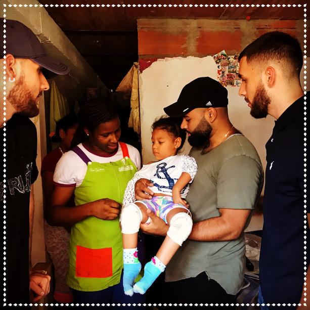 Children we aim to serve