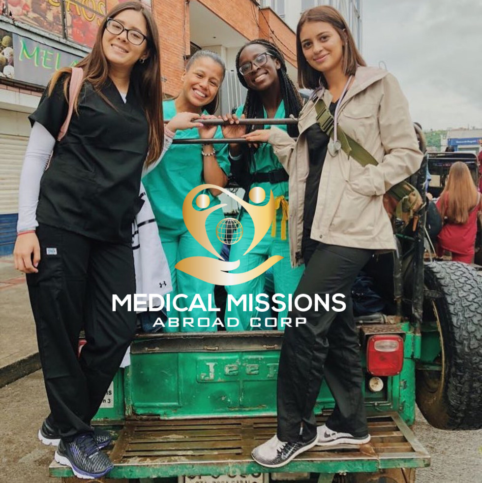 Colombia Medical Mission Trip