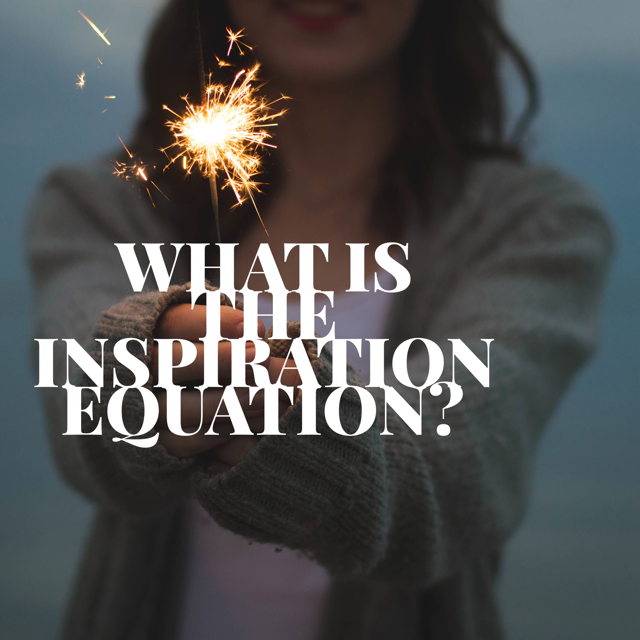 What's the Inspiration Equation?