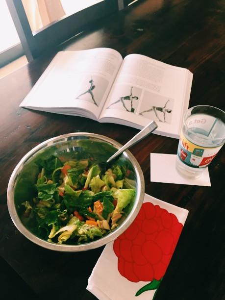 OST #3 - Food Prep Salad for Fast Food