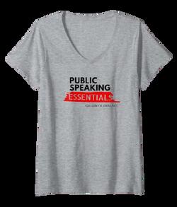 Public Speaking Essentials