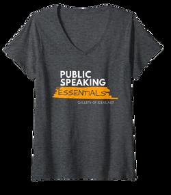 Public Speaking Essentials T-shirt