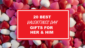 20+ Valentine Day Gift Ideas for Her and Him