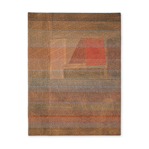 Gold with Orange Rectangle