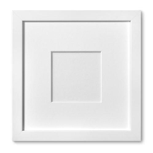"""White Frame (8"""" x 8"""")"""