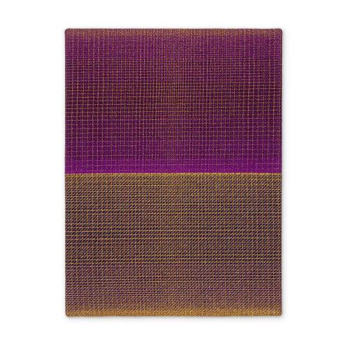 Purple over Yellow