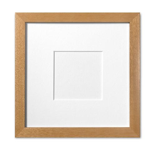 "Natural Frame (8"" x 8"")"