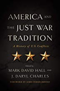 Cover for America and the Just War Tradition