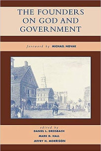 Cover for The Founders on God and Government