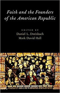 Cover for Faith and the Founders of the American Republic