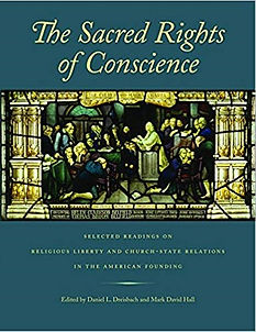 Cover for Sacred Rights of Conscience