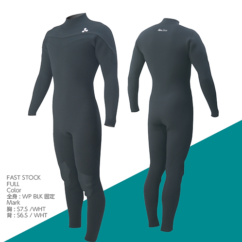 """RLMRUBBER WETSUITS """"FAST Stock"""" model"""