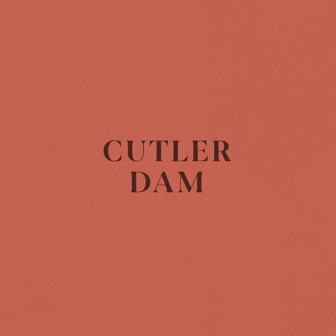 Cutler Dam