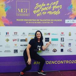 Nada como fazer parte desse grande evento e poder conhecer escolas parceiras do Brasil todo! ♥♥