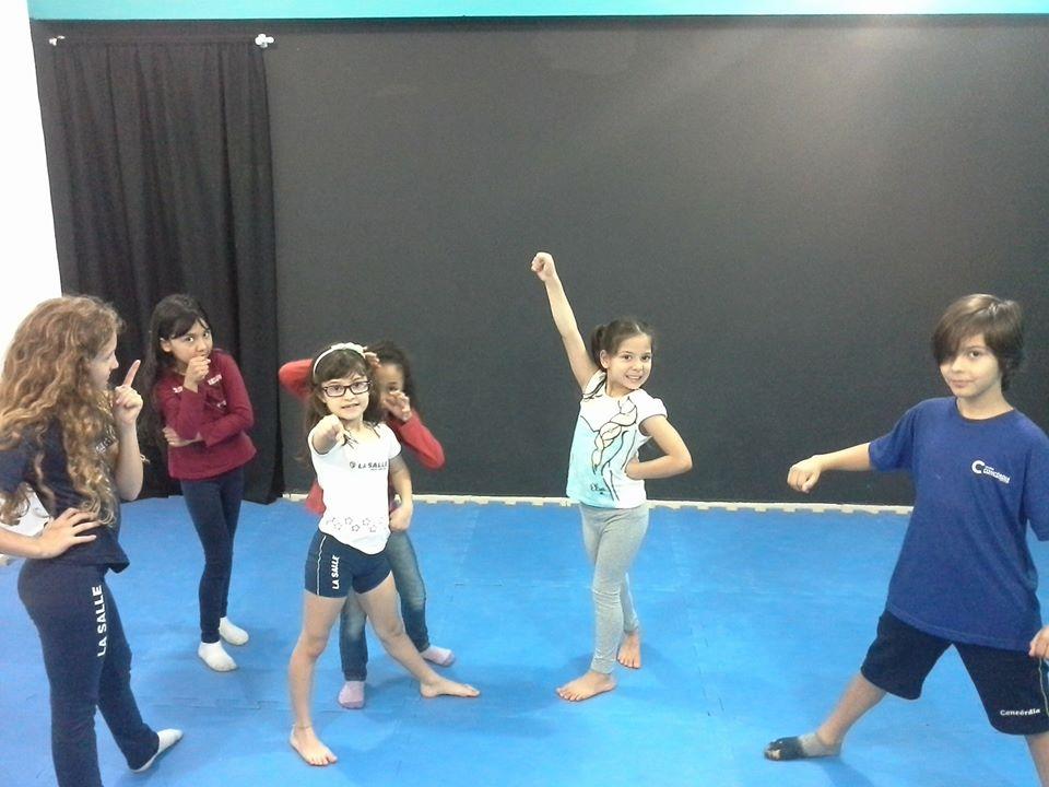 Teatro Infantil turma de 2017