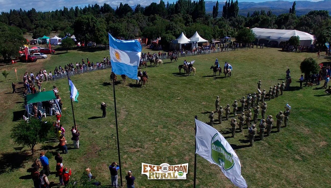 Acto Inaugural Exposición Rural 2018