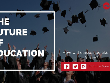 The future of education. What will the classes be like after COVID-19.