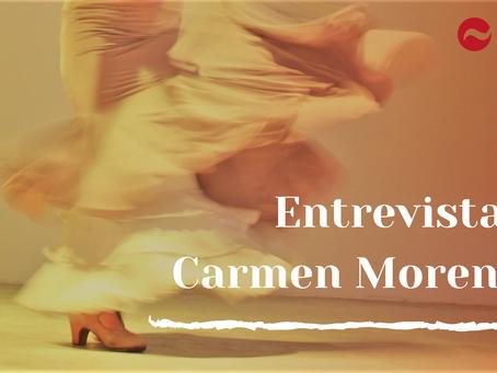 Entrevista a Carmen Morente