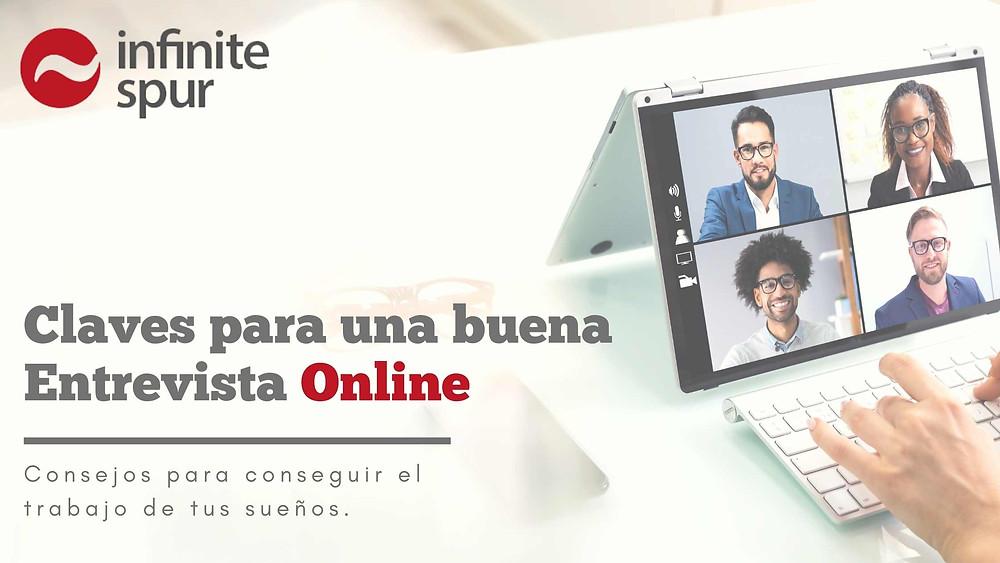 entrevista online de trabajo