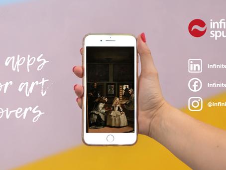 5 apps for art lovers