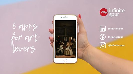 banner apps para los amantes del arte in