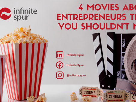4 Movies about entrepreneurs that you shouldn´t miss