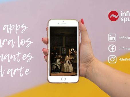 5 apps para los amantes del arte