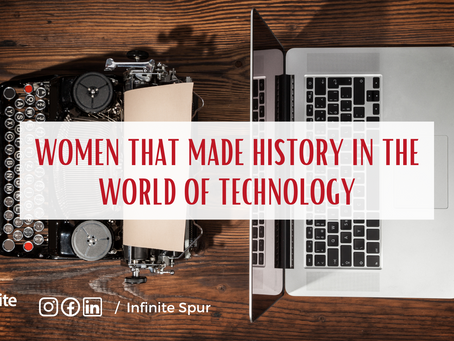 Women who made history in the world of technology