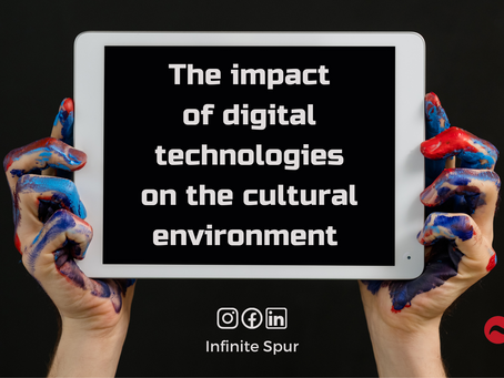 The impact of digital technologies on the cultural environment
