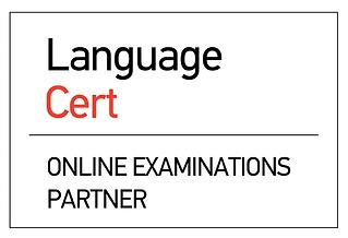 Language Cert -- online examination part