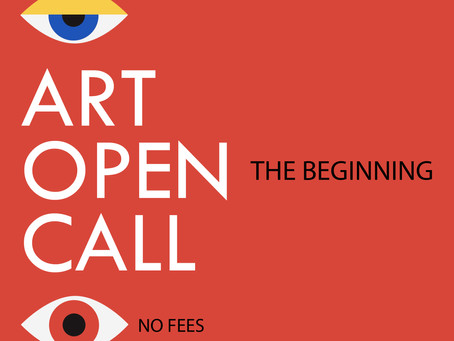 Exhibition OPEN CALL | THE BEGINNING