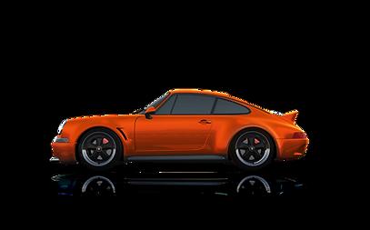EVOMAX MAX11 Turbo (Porsche 996 Turbo Mo