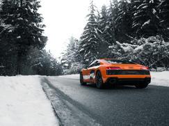 Audi R8 RWD Glut Orange (1 of 5)